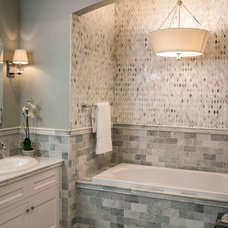 Traditional Bathroom by The Tile Shop
