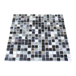 Alloy Deco Chalkboard Glass Tile