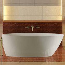 MTI Baths Lydia MTCT-124 - MTI Baths 877-421-3212