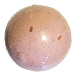 BOSSANOVA - PINK HIMALAYAN BATH BOMB - Our Bath bombs are refreshing and rejuvenating effervescent bath soaks that melt your tensions away. Drop them in the bath and watch them fizz.