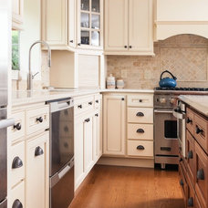 Traditional Major Kitchen Appliances by 'g' Green Design Center