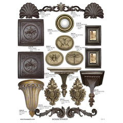 traditional hardware by houseparts.com