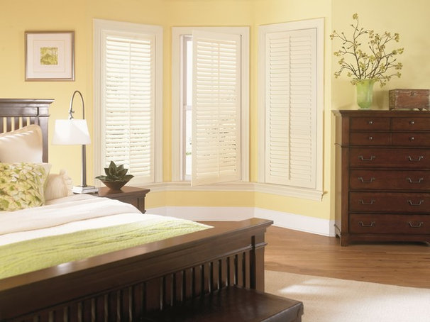 Traditional Bedroom by Blinds.com
