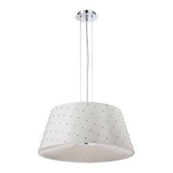 Eurofase Lighting - Eurofase Lighting 25625 Sasso 3 Light CFL Pendant - Features: