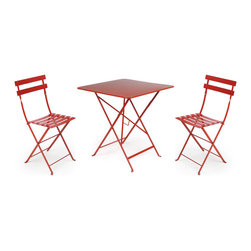 Bistro Dining Set - Quality: Products designed to last