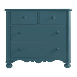 Stanley Furniture - Coastal Living Retreat-Seaside Chest - Simple, classic, elegant - like the sea itself.