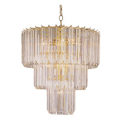 Trans Globe Lighting - Trans Globe Lighting 9647 PB Back to Basics Transitional Chandelier - Trans Globe Lighting 9647 PB Back to Basics Transitional Chandelier