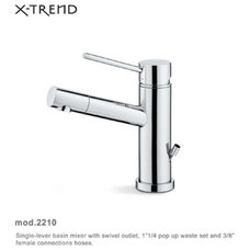 Modern Bathroom Faucets by Ambient  Bathrooms