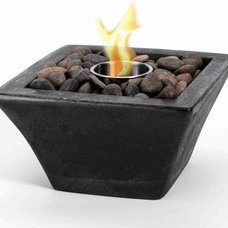 Contemporary Fire Pits by Hayneedle