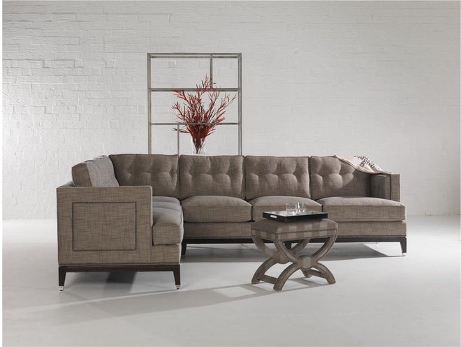 Sectional Sofas by Barbara Schaver @ Furnitureland South