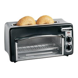 HAM.BEACH/PROCTOR SILEX - Toaster/Toaster Oven - Features: