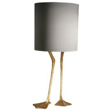 Craftsman Table Lamps by EcoFirstArt