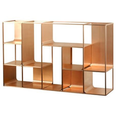 Contemporary Bookcases by KME