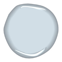 sheer bliss CSP-545 - Clear and simple, this blue has an icy calmness that refreshes and revives.