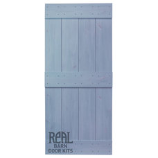 Beach Style Interior Doors by Real Sliding Hardware