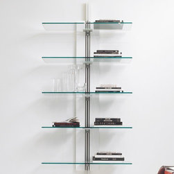 Cattelan Italia | Chicago Bookcase -