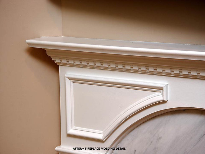 Traditional  by NJW Construction
