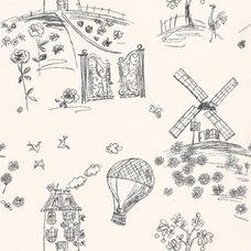 Wallpaper Meadowsweet