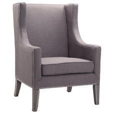 Transitional Accent Chairs by Hayneedle