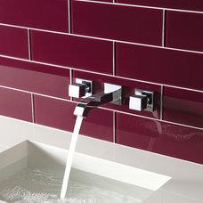 Contemporary Tile Contemporary Bathroom Tile