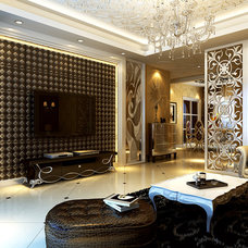Contemporary Home Decor by Royal Stone & Tile