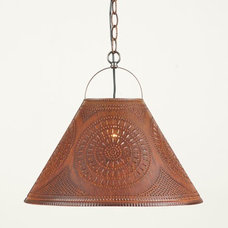 Traditional Pendant Lighting by Everything Primitives