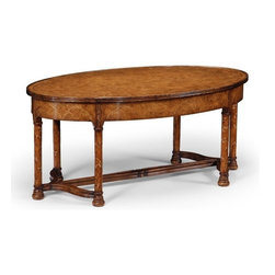 Jonathan Charles - New Jonathan Charles Coffee Table Walnut - Product Details