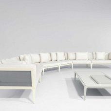 Contemporary Patio Furniture And Outdoor Furniture by FrinierAtelier
