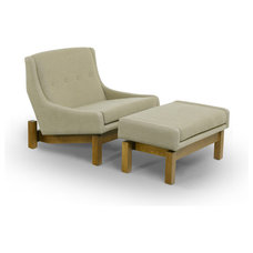 Modern Armchairs And Accent Chairs by Espasso