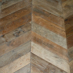 eclectic wood flooring by Paris Ceramics USA / Boston