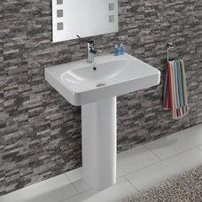 Modern Bathroom Sinks by Bissonnet
