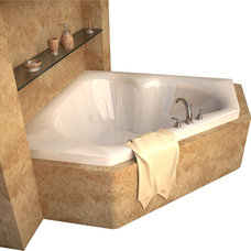 Modern Bathtubs by PoshHaus