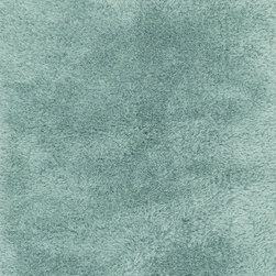 """Loloi - Loloi Fresco Shag FG-01 (Storm) 7'9"""" x 9'9"""" Rug - The new Fresco Shag Collection is hand-tufted in China of 100-percent polyester. Thin and thick yarns strategically are tufted into place for a textured look that is totally chic. Surprisingly affordable, Fresco shags come in a lively variety of colors: mocha, storm, red, ivory, beige, bronze, ash, sea-foam green and peacock."""