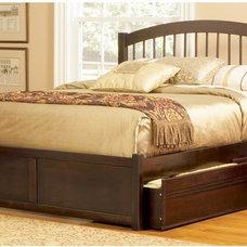 Contemporary Platform Beds by Hayneedle