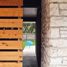 Contemporary  by Stuart Sampley Architect