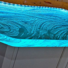 Contemporary Vanity Tops And Side Splashes by Downing Designs.com