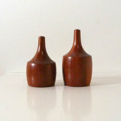 Modern Salt And Pepper Shakers And Mills by Etsy