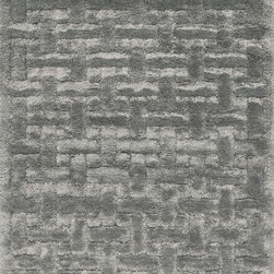 """Loloi Rugs - Loloi Rugs Dream Shag Collection - Silver, 3'-9"""" x 5'-6"""" - Quite possibly one of the thickest shags available, Dream Shag is designed to add supreme comfort to the look and feel of any home. The pile consists of thick twisted polypropylene yarns that measure 1.5 inches in length and are densely packed. The result is a shag that's plush, thick, and comfortable. And since it's made in Egypt using power looms, any Dream Shag you order is made with precise design and pile height accuracy."""