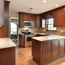 Traditional Kitchen by Kowalske Kitchen & Bath