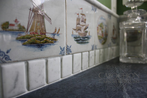 Traditional  by Cabochon Surfaces & Fixtures