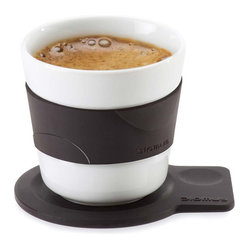 Desa Espresso Cup with Coaster