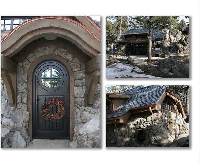Exterior by Reclaimed DesignWorks