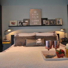 Contemporary Bedroom by 3sixty Space Planning + Design Inc.