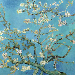 Almond Branches in Bloom, San Remy, c.1890 -