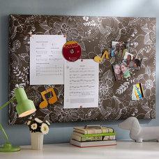 Traditional Bulletin Board by PBteen