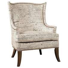 Traditional Armchairs And Accent Chairs by Benjamin Rugs and Furniture