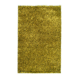 """Noble House - Palazo Green Rug - This collection was developed with the combination of various textured polyester yarns, this is a very modern and trendy product line compatible for the modern home.The products look very simple but sophisticated and shiny to add the galore to the room's interior. Features: -Depending on amount of traffic on rugs, professional cleaning or washing is required every 1 to 2 years..-Rugs should be vacuumed on regular basis to remove dust and dirt which would restore life to the fibers. Do not vacuum the fringes. Do not Vacuum Shaggy rugs as it will damage the rug. To clean the Shaggy rug, flip it over and shake well by hand..-Handmade.-Do not expose rugs in direct sun light for longer time as it could result in faded colors of rugs..-Collection: Palazo.-Distressed: No.-Collection: Palazo.-Construction: Handmade.-Technique: Woven.-Primary Color: Green.-Type of Backing: Latex.-Material: Polyester.-Fringe: No.-Reversible: No.-Rug Pad Needed: No.-Water Repellent: No.-Mildew Resistant: No.-Stain Resistant: No.-Fade Resistant: No.-Eco-Friendly: No.-Recycled Content: No.-Outdoor Use: No.-Product Care: In case of liquid, blot clean with undyed cloth by pressing firmly around the spill to absorb as much as possible..Specifications: -CRI certified: No.-Goodweave certified: No.Dimensions: -Pile Height: 1.25"""".-Overall Product Weight (Rug Size: 4' x 6'): 30 lbs.-Overall Product Weight (Rug Size: 5' x 8'): 45 lbs.-Overall Product Weight (Rug Size: 8' x 11'): 75 lbs.Warranty: -Product Warranty: No warranty."""