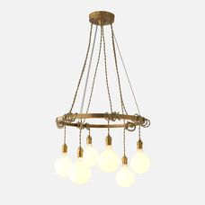 Contemporary Chandeliers by Schoolhouse Electric