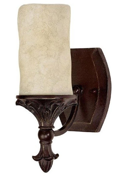 Sconces for stairway