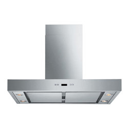 Spagna Vetro - Spagna Vetro 30, SV198Z-SP30 Wall-Mounted Stainless Steel Range Hood - Mounting version - Wall Mounted